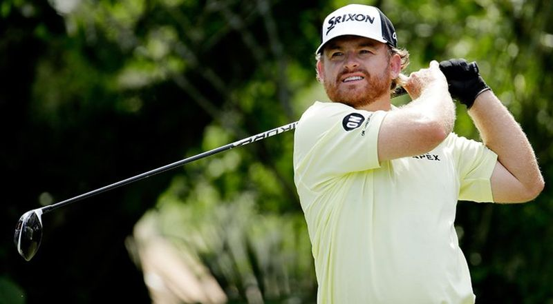 J.B. Holmes strong putting puts him tied at the top of the leaderboard going into the final round. (Andy Lyons/Getty Images)-4moles.com