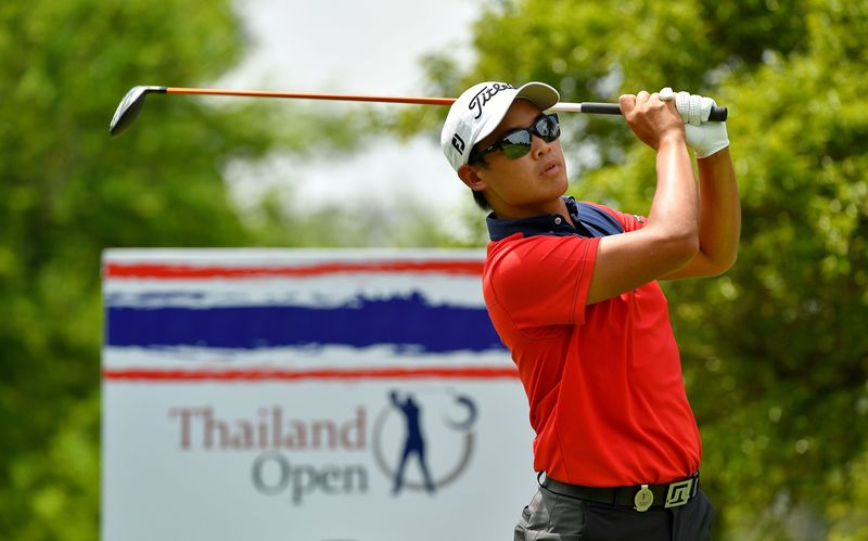 Rattanon Wannasrichan of Thailand- 4moles.com