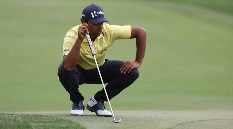 indian Golfer Anirban Lahiri- 4moles.com